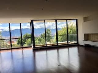 Una gran ventana con una vista del océano en Apartamento En Venta En Bogotá Sotileza