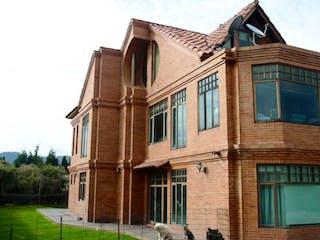 Finca, casa en venta en Fagua, Chía