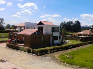 Conjunto, casa en venta en Calahorra, Cajicá