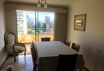 Apartamento en La Tomatera, Poblado, 4 Habitaciones- 97m2.
