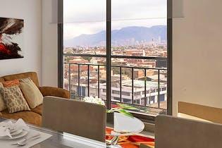 Proyecto nuevo en Mirador, Apartamentos nuevos en Bravo Páez con 3 habitaciones