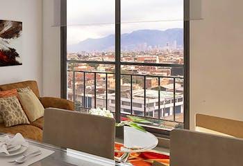 Mirador, Apartamentos en venta en Bravo Páez con 64m²
