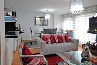Apartamento en venta en Bella Suiza Usaquén de 3 alcoba