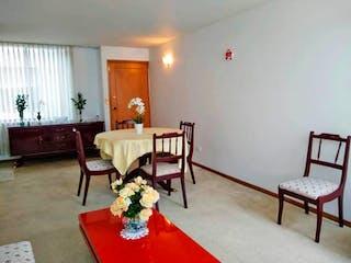 Conjunto Residencial Borneo, apartamento en venta en Santa Paula, Bogotá