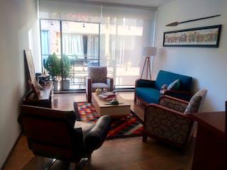 Santa Paula, apartamento en venta en Santa Paula, Bogotá
