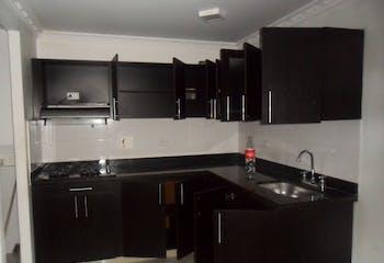 Apartamento en venta en Calasanz de 4 alcobas