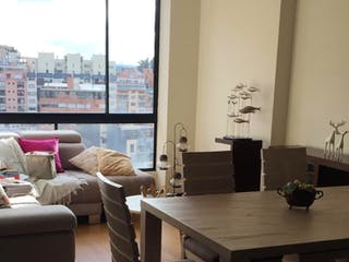 Conjunto, apartamento en venta en Chapinero Alto, Bogotá