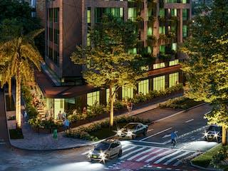 Kyux, proyecto de vivienda en Barrio Laureles, Medellín