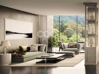 Apartamento en venta en El Refugio, Bogotá