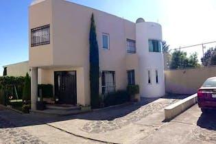 Casa en condominio en Miguel Hidalgo 4A Sección, Tlalpan