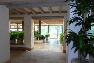 Departamento en venta en Santa Fe con alberca y terraza