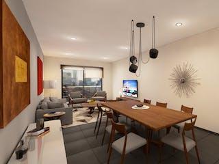 Mitla 240, desarrollo inmobiliario en Narvarte, Ciudad de México