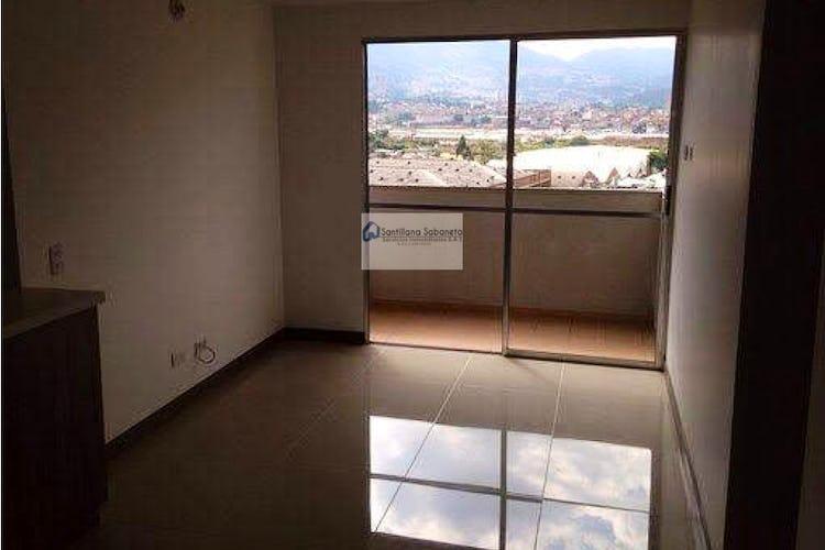 Portada Apartamento en Virgen del Carmen, Sabaneta con 3 habitaciones y balcón - 60 mt2.