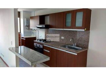 Apartamento en La Ferreria, La Estrella - 64mt, tres alcobas, balcon
