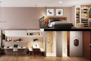 Vivienda nueva, Taj 97, Apartamentos nuevos en venta en Chicó Reservado con 1 hab.