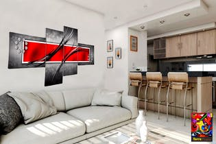 Torre Picasso, Apartamentos nuevos en venta en Ricaurte con 3 hab.