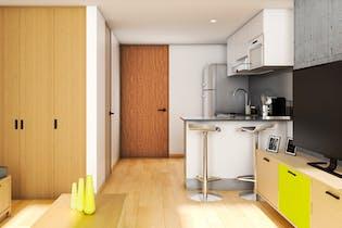 Mitika, Apartamentos nuevos en venta en Barrio Teusaquillo con 1 habitación