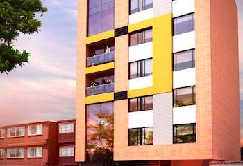 Gaudi 5, Apartamentos en venta en Muzu con 73m²