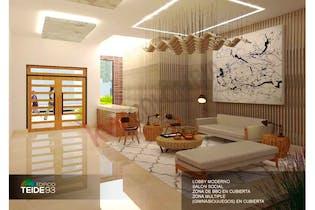 Teide 93, Apartamentos en venta en Chicó Reservado 70m²