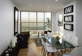 Proyecto de vivienda, Portal 50.2, Apartamentos en venta en Barrio Pasadena 83m²