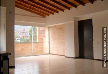 Apartamento en Virgen del Carmen, Sabaneta - 89mt, tres alcobas, balcon
