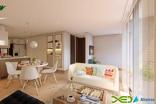 Mirador del Jardín, Apartamentos en venta en Normandía 51m² - 71m²