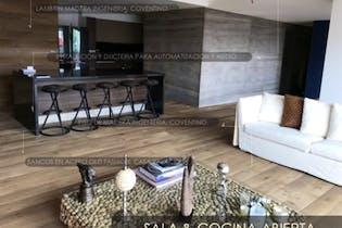 Departamento en venta en Lomas de Chapultepec con excelentes acabados