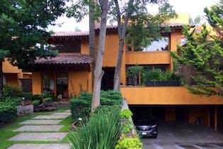 Casa en condominio en venta en La Magdalena Contreras