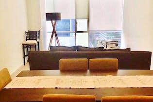Departamento en Ampliación Granada, 125 m2 con alberca