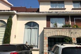 Casa en venta en Tlalpan de 257 m2