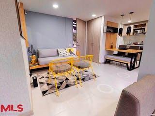 Monteflor, apartamento en venta en Las Lomitas, Sabaneta