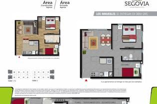 Mult Alcala II, Apartamentos en venta en Muzu de 2-3 hab.