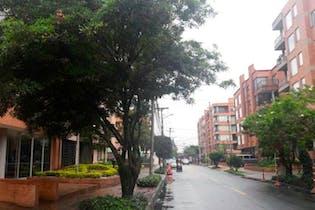 Apartamento En Bogota St Barbara Occidental-Usaquén- 3 alcobas- chimenea