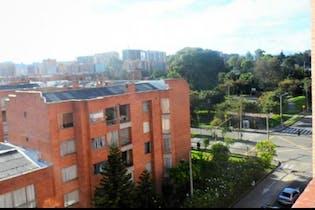 Apartamento En Venta En Bogotá-Mazurén, con vista a la ciudad y tres baños.
