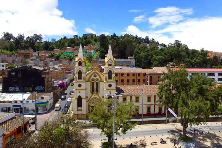 Portada Apartamento En Venta En Bogota Suba Centro
