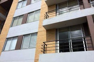 Apartamento en venta en Casco Urbano Cajicá de 2 hab. con Bbq...