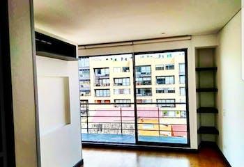 Apartamento en venta en Casco Urbano Chía de 43m²