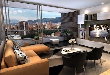 Proyecto nuevo en Turin Luxury, Apartamentos nuevos en Lorena con 3 habitaciones