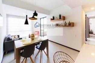 Apartamento en venta en Restrepo Naranjo 87m²