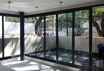 Departamento en venta en Polanco con terraza