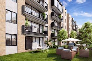 Proyecto de vivienda, Hacienda El Refugio, Apartamentos en venta en Calahorra 75m²
