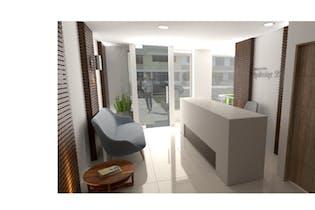 Vivienda nueva, Kaitoke 22, Apartamentos nuevos en venta en Corferias con 1 hab.