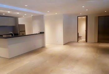 Departamento Garden House en venta en Polanco de 185 m2