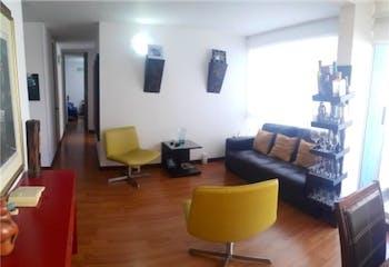 Apartamento en San Cristobal Norte -con tres habitaciones