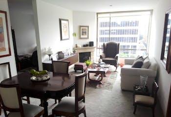 Apartamento en Bogota Chico Norte - con ubicación privilegiada