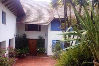 Casa Campestre En Venta En Chia Granja Carina- 4 alcobas
