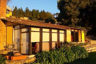 Casa Campestre En Venta En Chia Yerbabuena- 3 alcobas