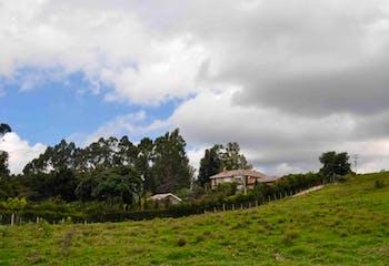 Casa Campestre En Tabio Vereda Rió Frió Occidental- 3 alcobas