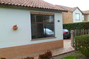 Casa En Cajica San Lucas - con tres alcobas