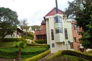 Casa Campestre en Chia Sindamanoy - clásica, remodelada con vista panorámica